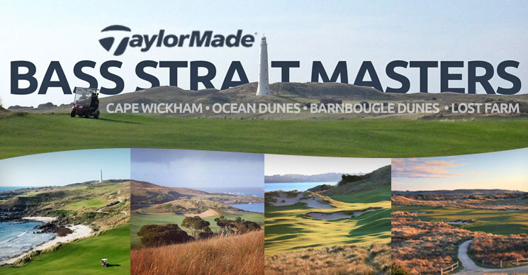 Taylormade to Partner Bass Strait Masters 2017
